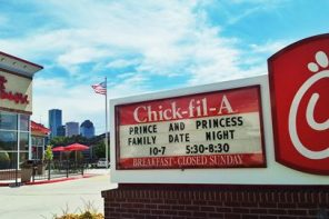 Chick-Fil-A Stole Their Customer Service Policy From Your Mom