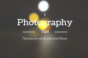 Some Of The Most Creative Ways To Use Your iPhone's Camera