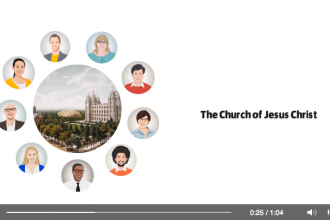 where mormons come from