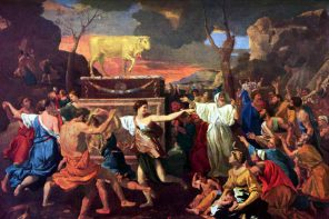 The Oscars and The Golden Calf in The Wilderness