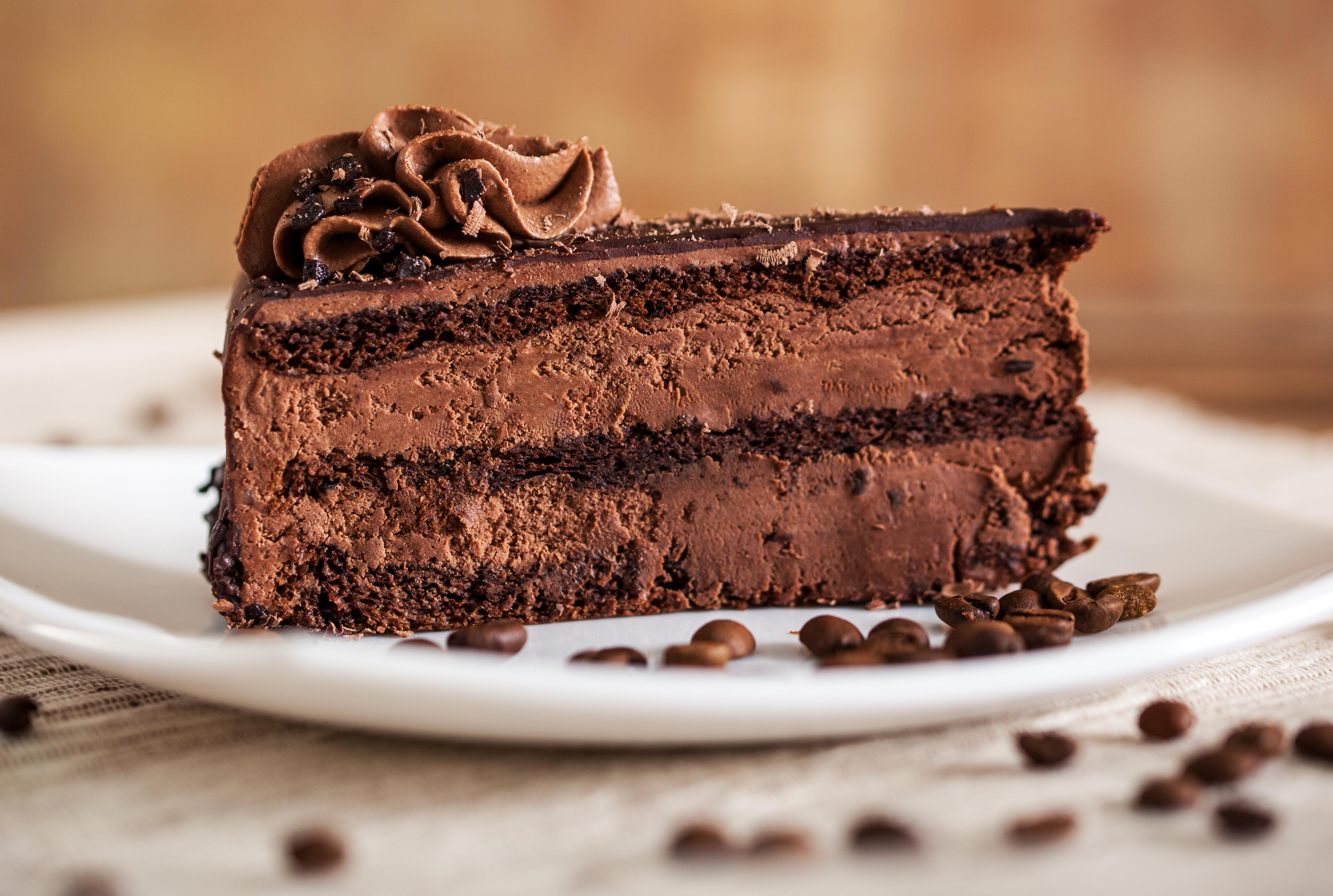 Chocolate Cake Stomach Ache