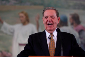 When I Came Face To Face With Elder Holland