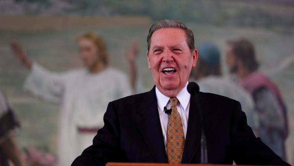 elder holland greg trimble