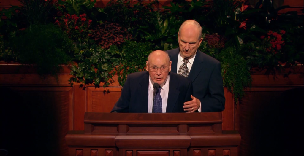 president russell m nelson