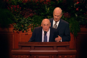 President Nelson… Here's Why I'm So Excited To Sustain You