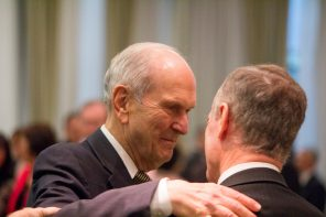 Take It Easy On President Nelson