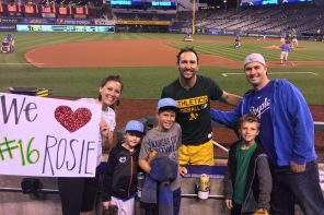 How Ministering Helped A Major League Baseball Player Rebuild His Faith
