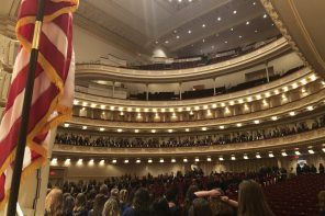 What It's Like Inside Carnegie Hall